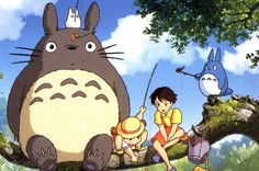 Which Miyazaki Character Are You?