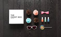 The Sweet Box Packaging // Robertson by Manifiesto Futura