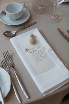 Classic Vintage Wedding: Reception