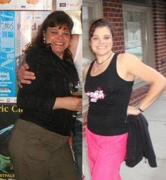 zumba, before and after