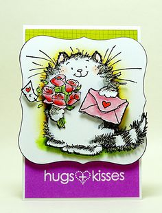 Love Is In The Air - Week 2: Cute Critters (Card 3 of 3)