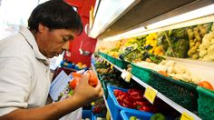 Euclid Market, a corner store in East Los Angeles, recently got a makeover to promote healthier eating. It not only sells more fruits and ve...