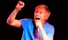 """A very """"Russell Howard"""" kind of look!"""