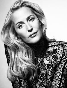 Ones to Watch - Gillian Anderson-Wmag