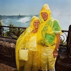Couple at Niagara Falls, Canada, 1998