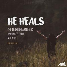 #VOTD #Bible #Healer #Comforter