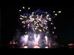 Illuminations including Epcot 30th anniversary tag, full video from SamsDisneyDiary.com