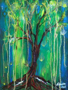 Home tree, acril pe panza 30/40 cm. #paintings #art #giftideas #intuitivepaintings #intuitiveart #paintingsforsale #paintings #art #giftideas #intuitivepaintings #intuitiveart #paintingsforsale Paintings For Sale, Art, Art Background, Kunst, Performing Arts, Art Education Resources, Artworks