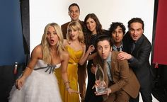 CBS renueva 'The Big Bang Theory' por tres temporadas más