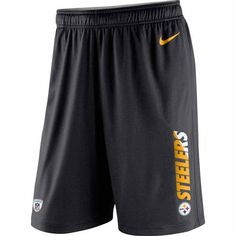 384cc36f Picture of Pittsburgh Steelers Nike Fly XL 3.0 Black Shorts Eagles Nfl, Nike  Outfits,