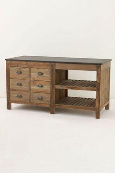 Wood And Metal Jackson Kitchen Cart Kitchen Carts Kitchens And World Market