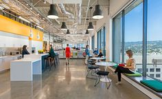 Gensler's New Office, Workplace Los Angeles, CA