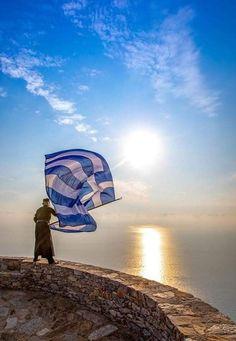 Plan your trip. Greek Flag, Greek Warrior, Greek Beauty, Greece Islands, Parthenon, Athens Greece, Greece Travel, Crete, Amazing Destinations
