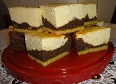 Seromakowiec na kruchym cieście. Cheesecake, Food And Drink, Pudding, Baking, Cakes, House, Ideas, Food, Kuchen