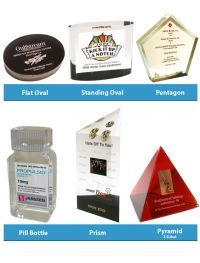 Page 2:  Lucite Tombstones and Deal Toys. Lucite and Acrylic Awards & Logo Gifts  www.lucitetombstones.com