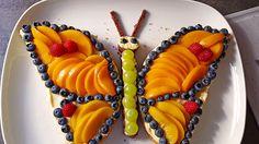 Schmetterlings - Torte 1