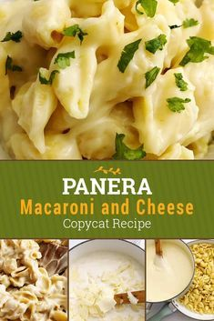Panera Mac and Cheese Recipe with a short list of ingredients to make th. Copycat Panera Mac and Cheese Recipe with a short list of ingredients to make th. Copycat Panera Mac and Cheese Recipe with a short list of ingredients to make th. Macaroni Cheese Recipes, Pasta Recipes, Cooking Recipes, Macaroni And Cheese Casserole, Cheddar Cheese Recipes, Fondue Recipes, Hamburger Recipes, Potato Recipes, Pasta Dishes