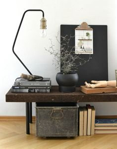 pimp your room: Ikea SINNERLIG bench styling - look! pimp your room My Living Room, Home And Living, Sinnerlig Ikea, Upholstered Stool, Multifunctional Furniture, Interior Decorating, Interior Design, Home Decor Inspiration, Boho Decor