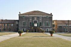 Back of Villa Emo - Palladio