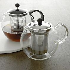 Bodum® Assam Tea Press in Teapots, Teakettles | Crate and Barrel