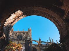 Passeio em Sevilla – Dia 1 - Alcazar de Sevilla, Catedral e La Giralda