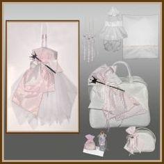 Βαπτιστικά πακέτα για Κορίτσι   123-mpomponieres.gr