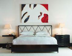 Brand: Baker Furniture Model: Mondétour Bed #designselect #bed #baker