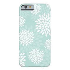 iPhone 6 case,Mint Chrysanthemums Floral Pattern Barely There Phone Case for Iphone 6 (4.7-Inch), http://www.amazon.com/dp/B01CHY216M/ref=cm_sw_r_pi_awdm_JhGtxb1CB44CY