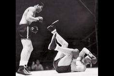 On June 22, 1938, two years after suffering the lone defeat of his prime at the hands of Schmeling -- the German puncher who'd been cast as an example of Aryan supremacy -- Joe Louis responded with an emphatic first-round knockout before more than 70,000 fans at Yankee Stadium.