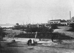 Πειραιας 1896 πλατεια Καραισκακη