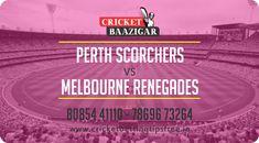 Cricket Baazigar Provide 100% Expert Cricket Match Prediction and Cricket Betting Tips Free Perth vs Melbourne, Big Bash League 2018-19. #TodayMatchPrediction #CricketBettingTips #dream11 #ballebaazi #fantasycricket #baazigar