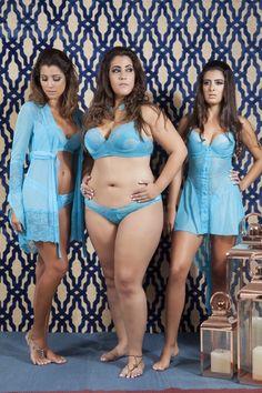lingeries em renda e tule/  lingerie in lace and tulle