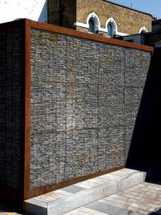 building houses with gabions - Google Search