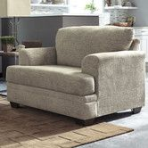 Found it at Wayfair - Barrish Chair and a Half and Ottoman