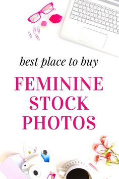 Looking to improve your blog's appearance, create unique blog and social media graphics and are in need of some girly stock photos?  Get free feminine stock photos here (aff link), bundles or a monthly subscription for stock photographs. The best blogging