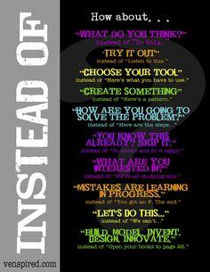 Instead of | www.venspired.com | Krissy Venosdale | Flickr