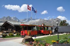 Riffelalptram (RiT), Zermatt - Hotel Riffelalp (VS)