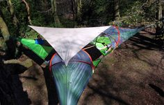* Connect tree tent | Tentsile tree tents