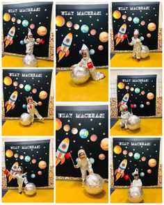 Preschool Education, Space Party, Over The Moon, Space Crafts, Inspiration Boards, Craft Activities, Cosmos, Snowman, Diy And Crafts
