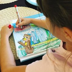"""How do you feel when you color Joy Sun Bear's pages? """"I feel Joy Sun Bear's heart glowing in my sky. I feel very happy."""" 💕😊Aliyah, 6 years old. Send us you child's coloring page to share: info@joysunbear.com.  #color #coloring #kids #children #art #creative #love #happy #joy #quote #inspirational #sweet #bear #share #globaled #chile #chilean #easterisland #travel #world #culture #adventure #global #smile #parents #teachers #learn #education #fun #saturday"""