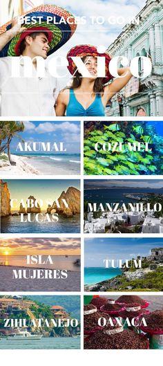 Si te quieres ir de viaje en semana santa, estos son los mejores destinos en México. | tips de viajes ideas | travel mexico destinations tips | travel guide #mexico #travel