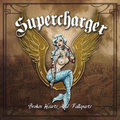 "Recensione SUPERCHARGER - ""Broken Hearts And Fallaparts"""