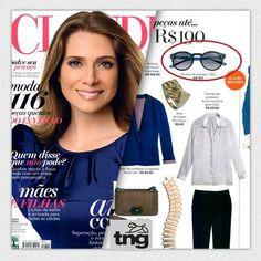 Tng na Revista Claudia!