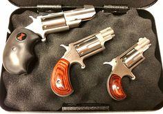 North American Arms | 22LR 22MAG | Mini Revolvers #EDC #Revolver #PocketPistol #Pistol #Gun #Guns