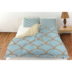 Found it at Wayfair - Art Deco Circles Duvet Cover Collection
