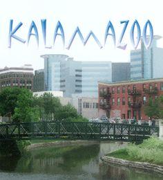 Kalamazoo, Michigan  Yes there really is a Kalamazoo!