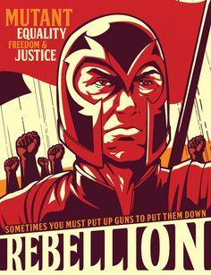 Mutant Rebellion by RaJoMu on deviantART
