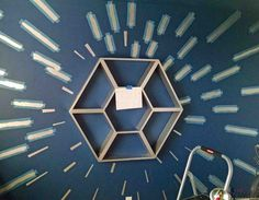 Star+Wars+Shelf+and+Hyperspace+Wall