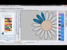 BERNINA Embroidery Software 6 - Advanced Applique - Tool Tip 10