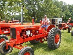 ALLIS-CHALMERS WD-45 DIESEL Allis Chalmers Tractors, Farming, Diesel, Trucks, Orange, Fun, Tractors, Diesel Fuel, Truck